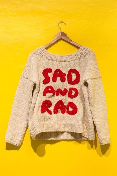 Wasted Rita, 'warm angry girls #1', 2017
