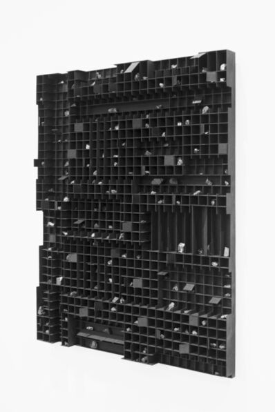 Levi van Veluw, 'Irregularity of depth II', 2017