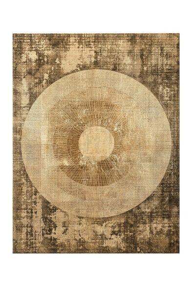 Steven Maciver, 'Brodgar in Gold & Black', 2014