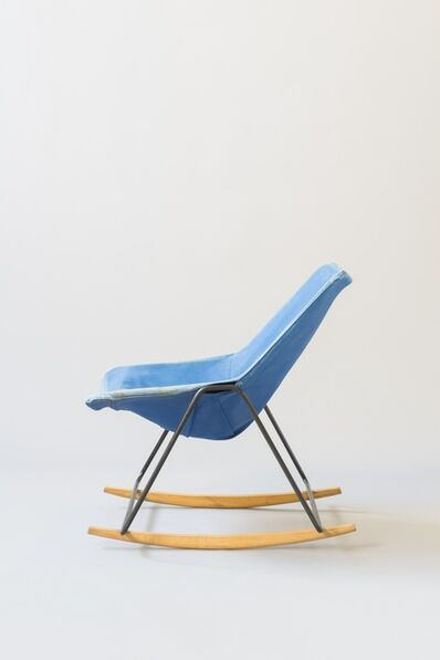 Pierre Guariche, 'Rocking armchair G1', 1953