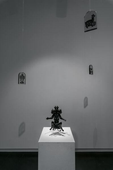Morehshin Allahyari, 'Huma and Talismans', 2016