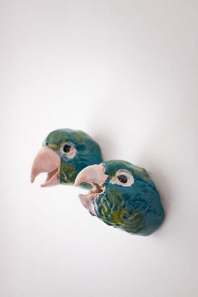 Elisabeth Lincot, 'Parrots', 2019