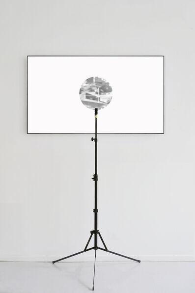 Emmanuel Van der Auwera, 'VideoSculpture XXII (White Noise)', 2020