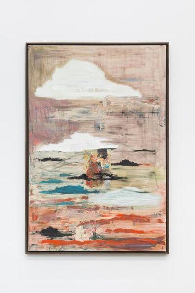 Benoît Maire, 'Cloud Painting', 2014