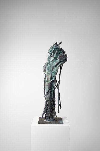 Georg Herold, 'forza verde', 2015