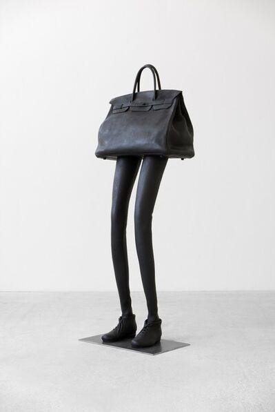 Erwin Wurm, 'Tasche mit zwei Beinen (Arbeitstitel)', 2017