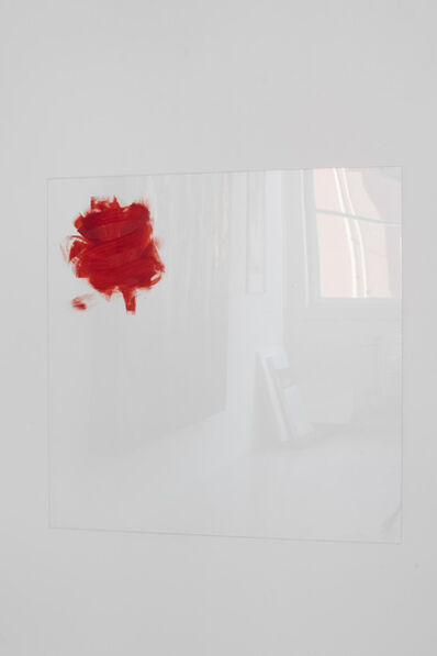Lena Johansson, 'Composition in Red or Flawless', 2018