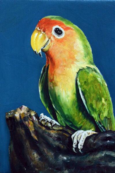 Léopold Rabus, '21 oiseau', 2020