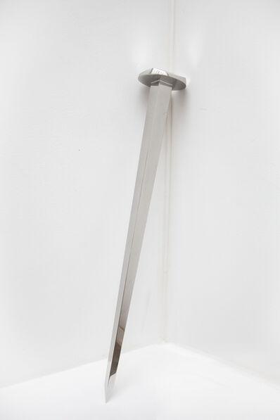 Yazid Oulab, 'ÂLIF - CLOU H.110cm', 2012