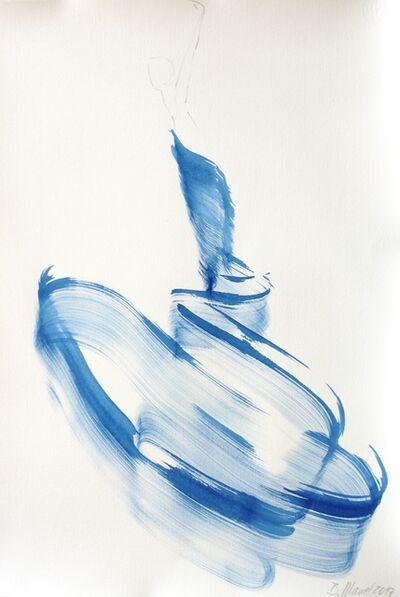Bettina Mauel, 'The Blue Cloth 7', 2017