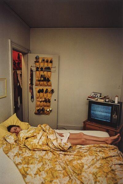 William Eggleston, 'Memphis (Rosa Sleeping)'
