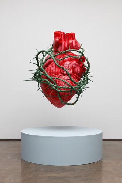 Ahn Chang Hong, 'Heart of the Artist 2', 2019