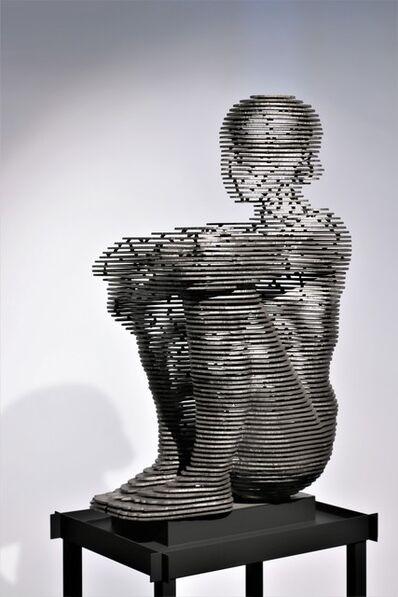 Áron Zsolt Majoros, 'Barrier', 2017