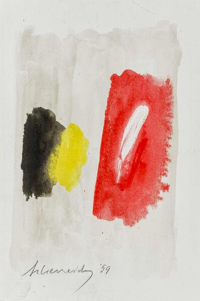 Gérard Schneider, 'Untitled', 1959