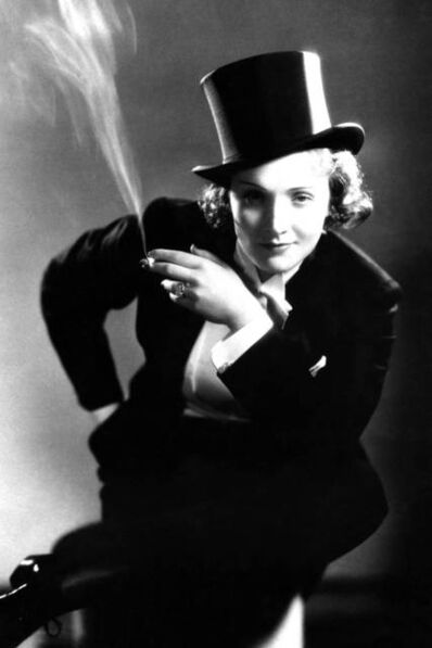 Unknown Artist, 'Deutsschekinemathek Marlene Dietrich Collection', 1930