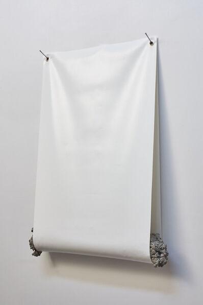 Christoph Weber, 'Beton (gerollt)', 2013