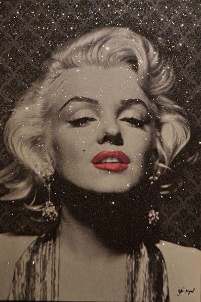 Kfir Moyal, 'Marilyn Birthday Hot Pink Lips ', 2017