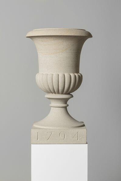 Ian Hamilton Finlay, 'Urn 1794', 1993