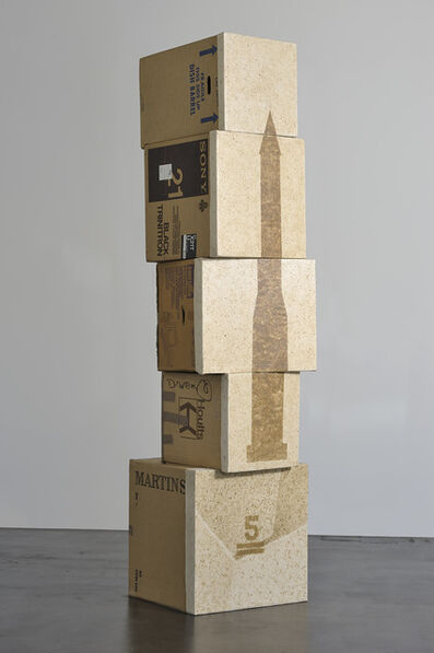 Amikam Toren, 'Stacks (Five Only)', 1992-1995