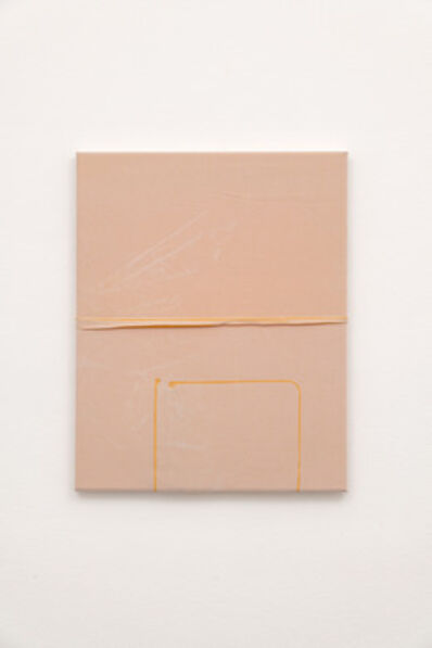 Samuel François, 'Untitled (Because the sun is yellow 8/9)', 2014