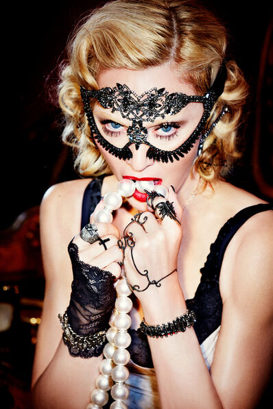 Ellen von Unwerth, 'Madonna', 2014