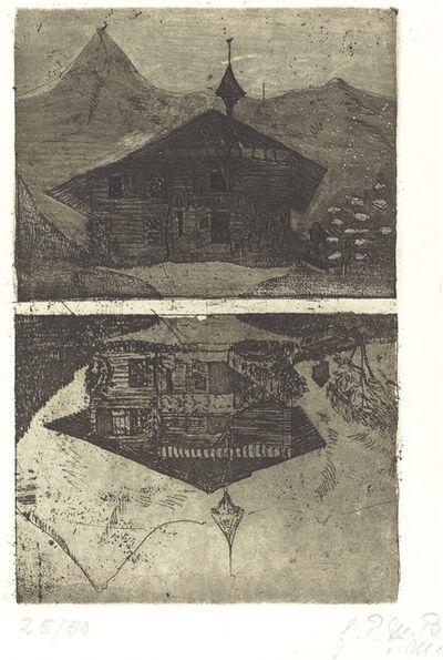Paula Modersohn-Becker, 'Chalet', 1899