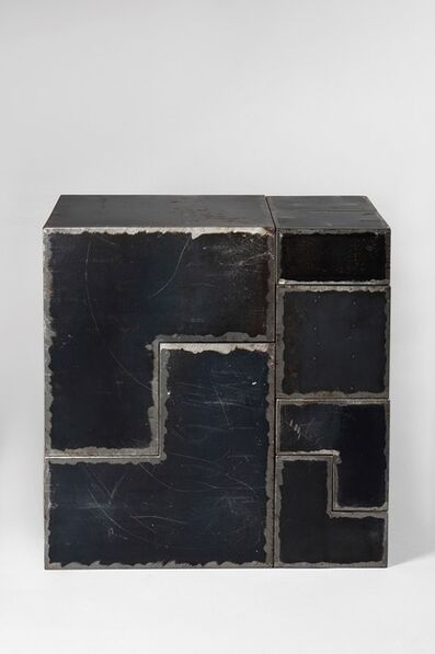 Nicola Carrino, 'Costruttivo 74, modulo L'