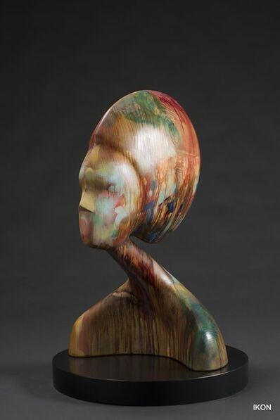 David Hostetler, 'IKON, wood sculpture', 2015