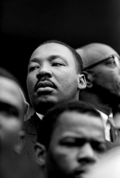 Steve Schapiro, 'Martin Luther King (Portrait), Selma', 1965