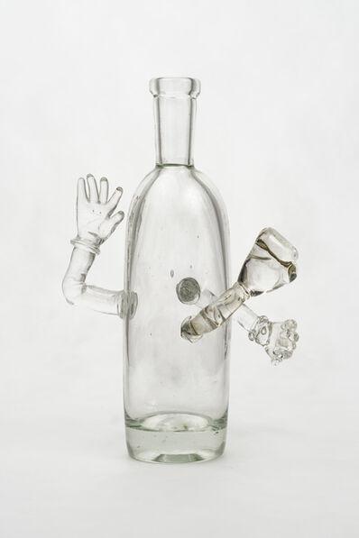 Tristin Lowe, 'Big Mouth Bottle', 2018
