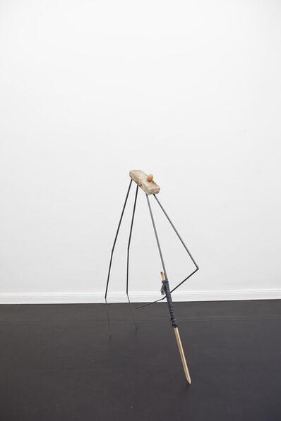 Gabriel Chaile, '¿Alguna vez han visto un objeto mas ambicioso que este? (miren todo lo que ha querido ser)', 2018
