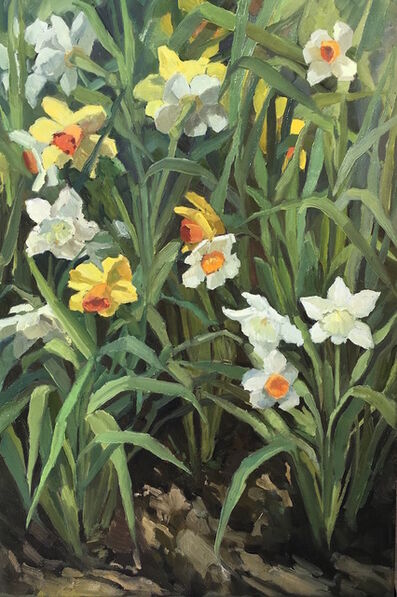Edwina Lucas, 'Daffodil Dream', 2016