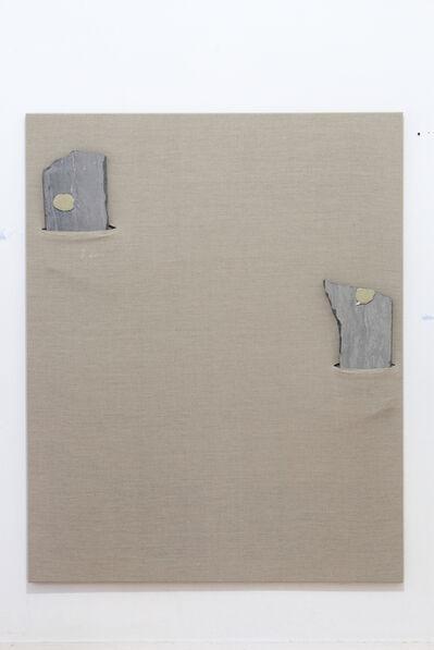 Mohamed Namou, 'Poche (Open Stone)', 2015