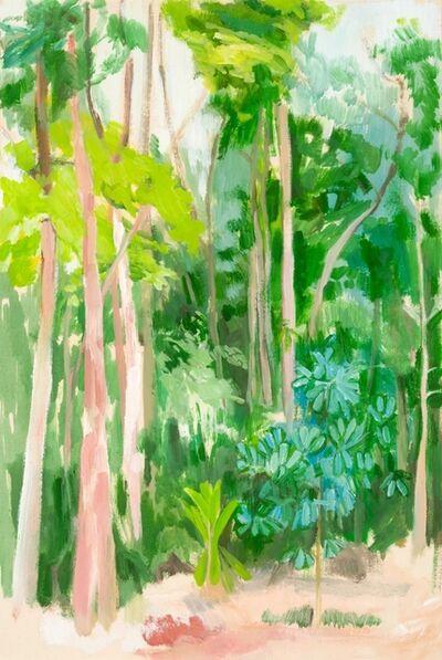 Yvette Kießling, 'Kho Kood, Forest', 2019