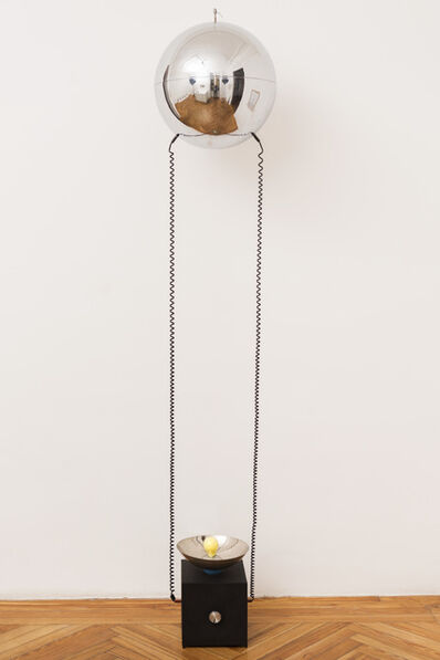 Lugán, 'Light-Sound Rhythm on a Sphere', 1973