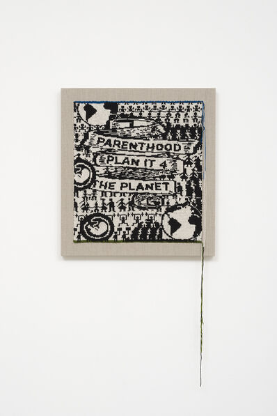 Lisa Anne Auerbach, 'Plan it for the Planet', 2014