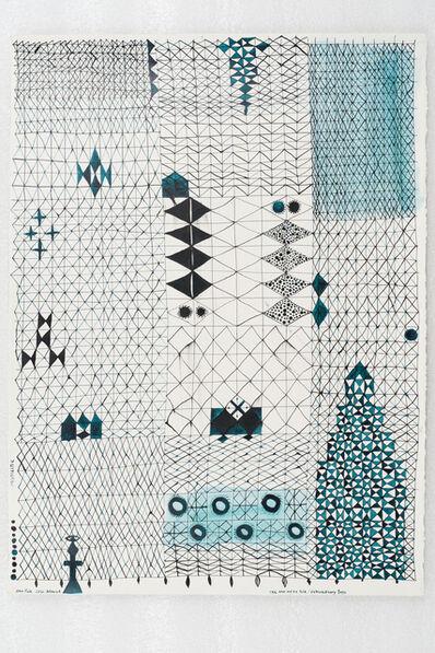 John Pule, 'Tau aho mena koa (Extraordinary Days); Ativili malolo (Strong Heart); Fotufotu, (A Simple Dance)', 2020