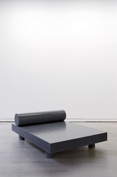 Mathieu Mercier, 'Last day bed', 2012