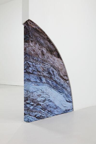 Letha Wilson, 'Mosaic Canyon Wall Cut', 2020