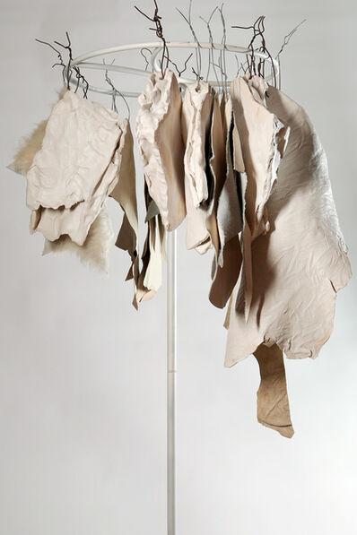 Chiara Lecca, 'White Sharp Pulp', 2018