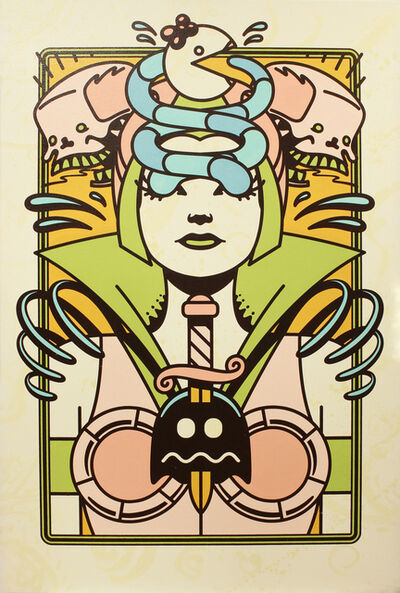 matt siren, 'Medusa', 2015