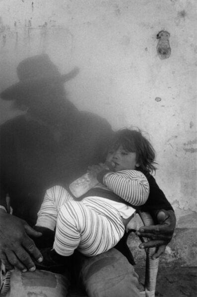 Graciela Iturbide, 'Gaucho, Santa Fe, Argentina', 1988