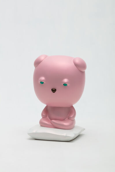 Noh Jun, 'Meditating Pink Sleebu', 2020