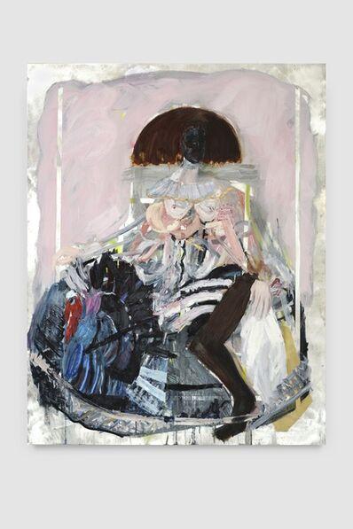 Alida Cervantes, 'Lola con su guajolota', 2020