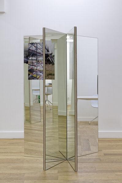 Andreas Fogarasi, 'Etoile (Nation)', 2013