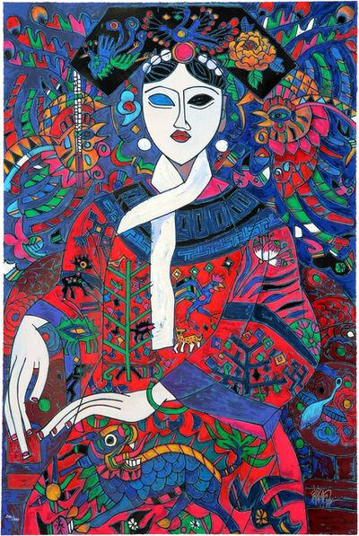 Jiang Tiefeng, 'The Empress', 1992