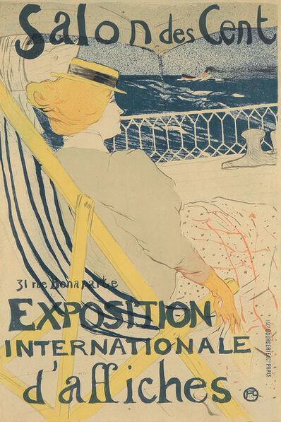 Henri de Toulouse-Lautrec, 'Salons des Cent', 1896