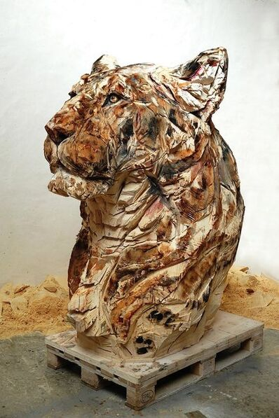 Jürgen Lingl-Rebetez, 'Lioness of Hope', 2019
