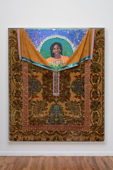 Suchitra Mattai, 'Caribbean Queen', 2020