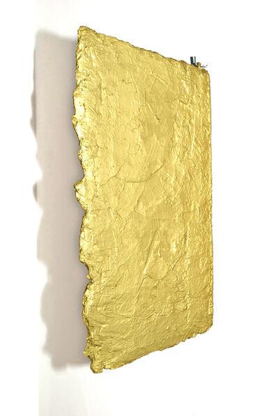 Eduardo Costa, 'Golden Wedge', 2008-2009